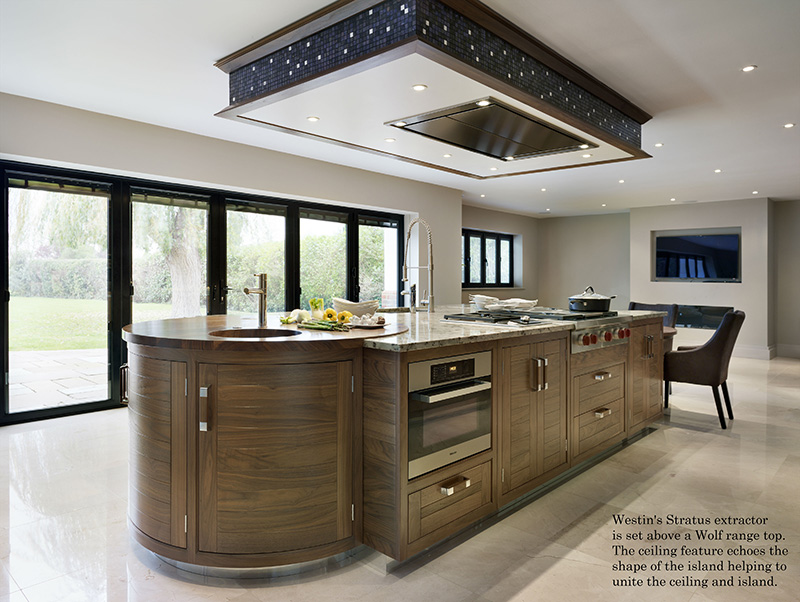 Extraction The Secret To A Clean Kitchen And Odour Free Home