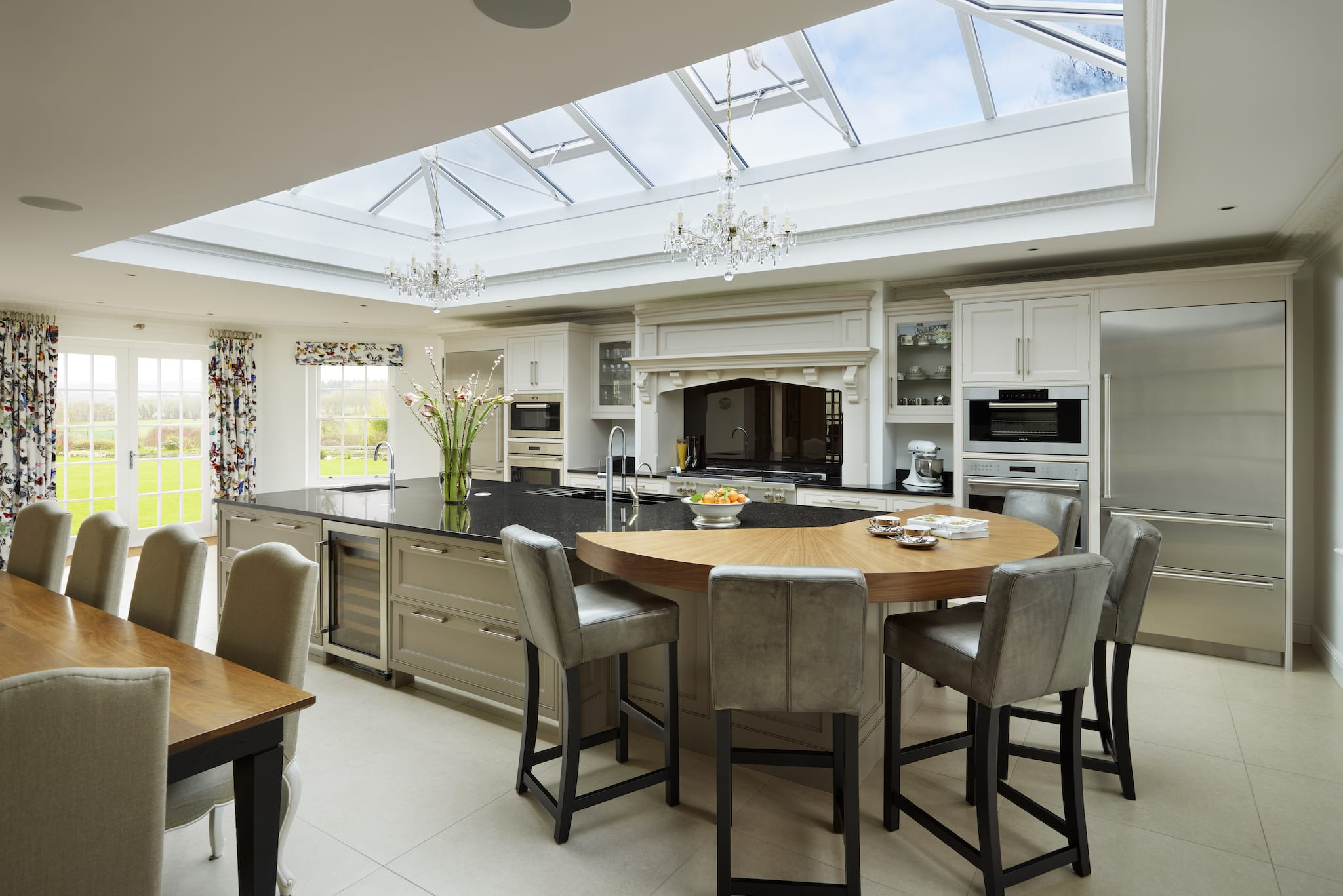 Kitchen Dining And More.Fitting A Dining Space In The Kitchen What Are Your Options