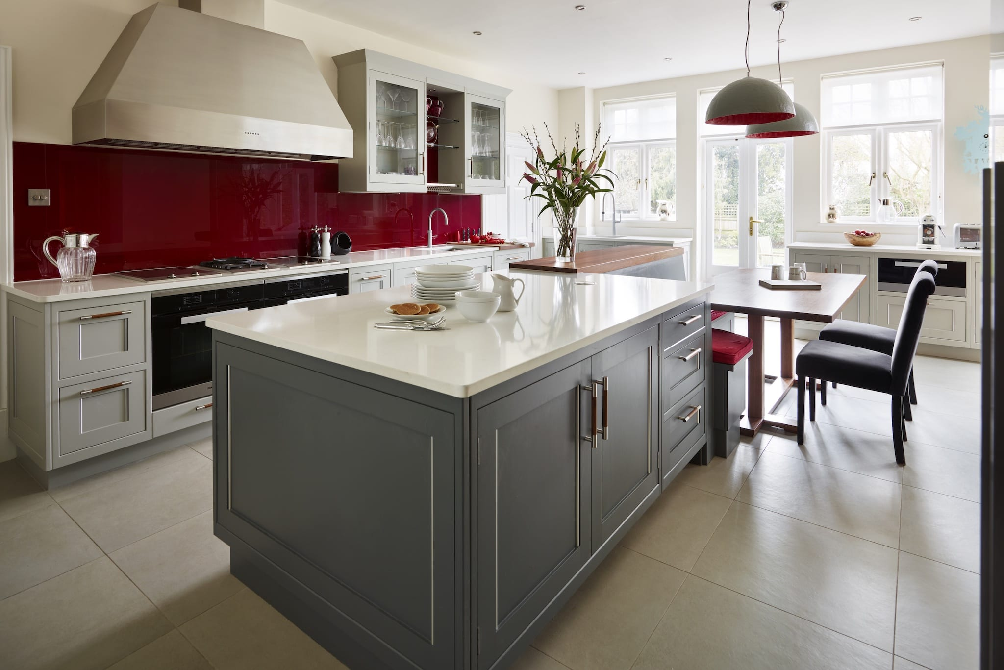 In Line With A Growing Demand For Entertaining Kitchens, Popular