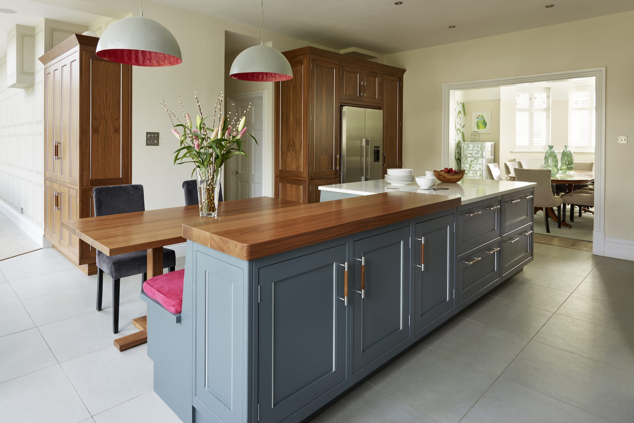 A Modern Classic Kitchen Case Study Davonport Kitchens