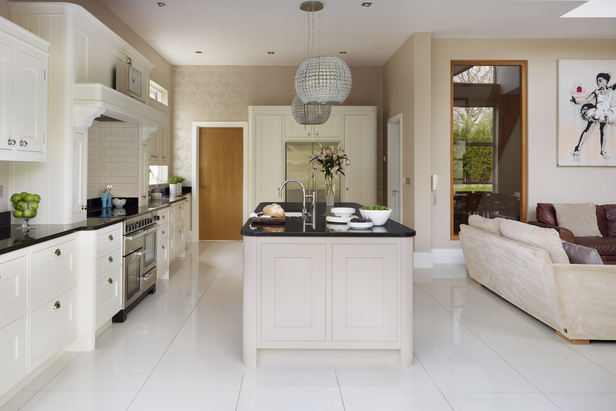 Open Plan Kitchen Design How To Plan Your Open Plan Room