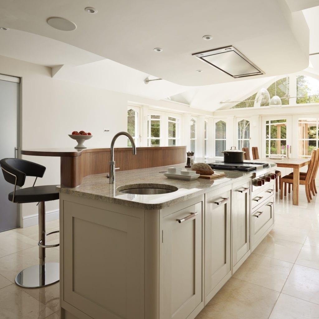 Kensington Kitchen: Richmond Townhouse Kitchen