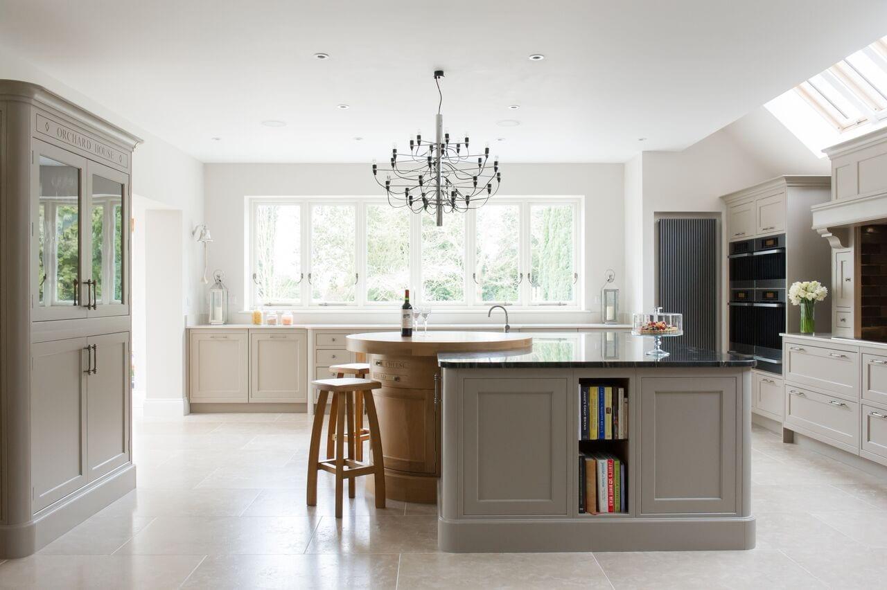 Exclusive Handmade & Bespoke Kitchens from Davonport