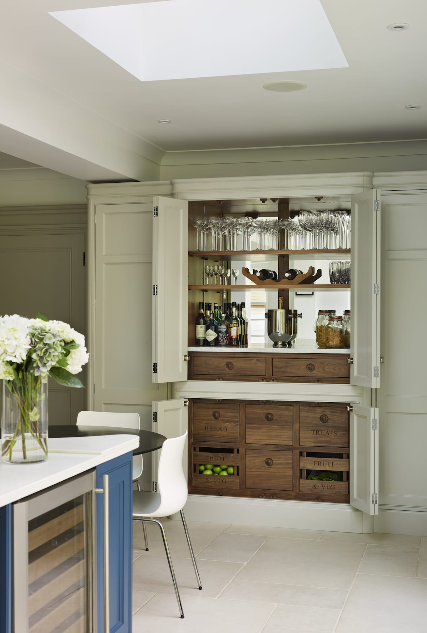 Kitchen Storage The Beauty Of A Pantry Or Larder