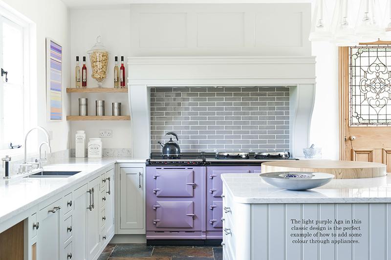 Kitchen Design Colour Scheme Considerations Davonport