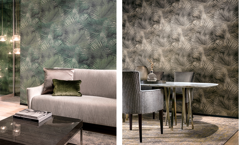 Arte Luxury Wallpapers And Coverings In The Kitchen