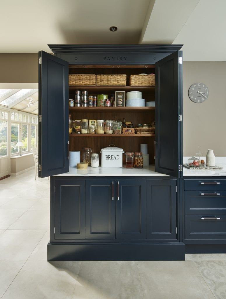 Everything In Its Place Beautiful Larder Amp Pantry Designs