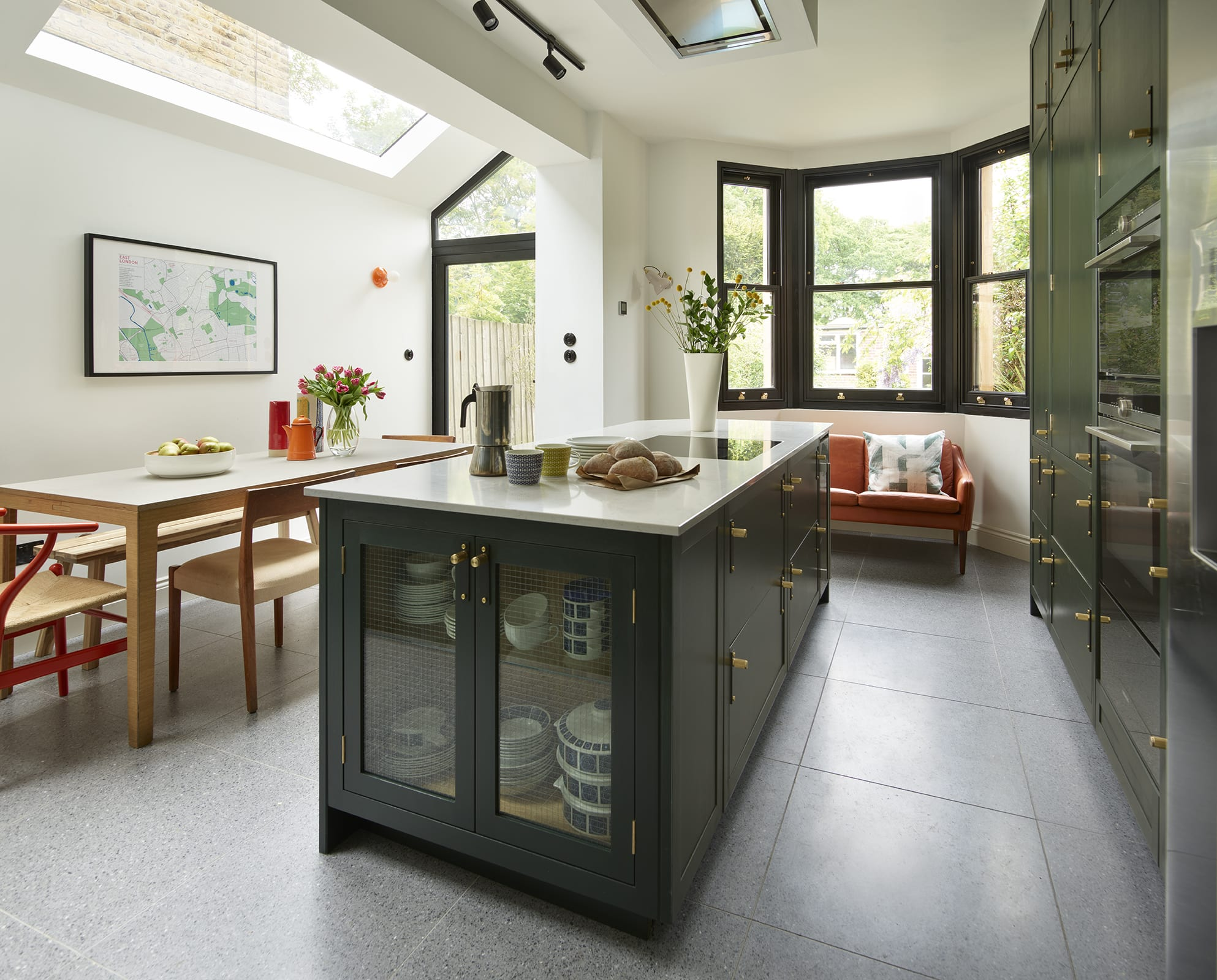 Pleasing Fitting A Dining Space In The Kitchen What Are Your Options Cjindustries Chair Design For Home Cjindustriesco